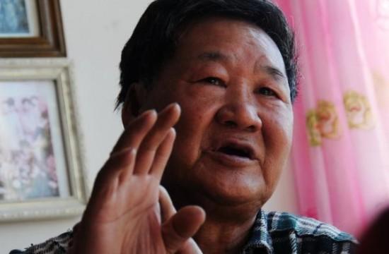 """""""珠峰人梯""""登山英雄刘连满因病逝世 享年83岁"""