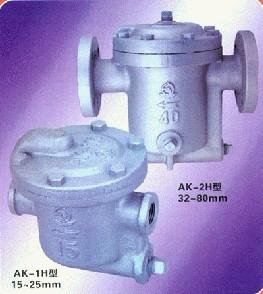 日本阀天VENN进口蒸汽疏水阀AK1H/2H