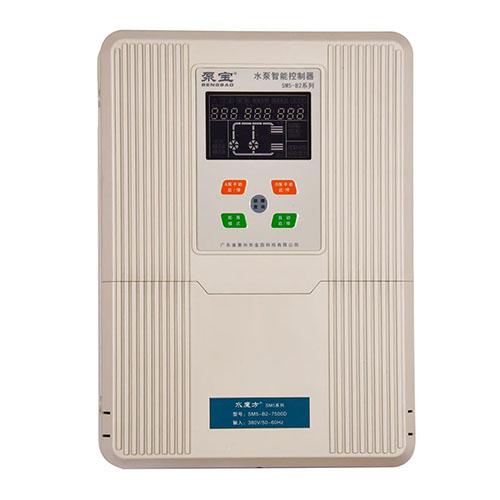 水泵智能控制器过载空载怎么设定