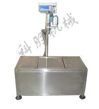 邯郸科胜30公斤液体灌装机|墙面漆灌装机|河北灌装机