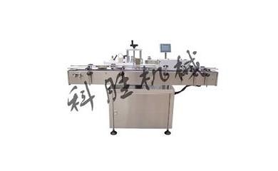 邯郸科胜TB90LR智能型自动贴标机立式自动贴标机河北贴标机