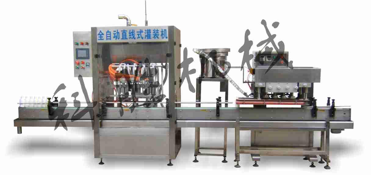 邯郸科胜矿泉水灌装生产线饮料灌装生产线丰润白酒灌装生产线