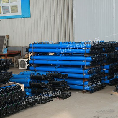 悬浮式单体液压支柱价格 山东DWX型悬浮式单体液压支柱