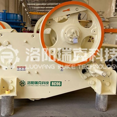 洛阳RC96分体颚式破碎万博体育官网manbet
