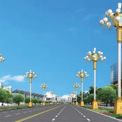 石家庄中华灯景观灯生产定制 天光灯具