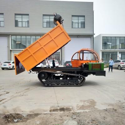 山东骏熙厂家热销履带运输车