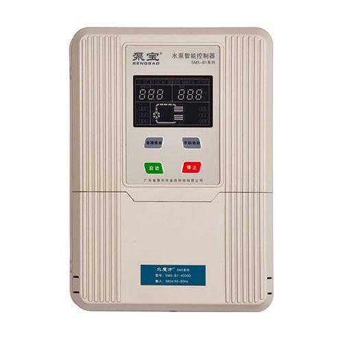 水泵智能电机控制器接线图 a6型水泵智能控制器SM-B1