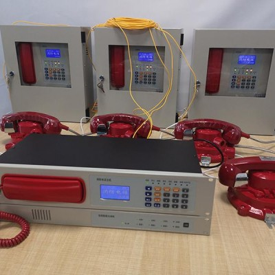 DH9361管廊光纤消防电话主机/地铁光纤消防电话系统