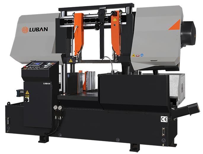 新款带锯床,GZ4250运行稳定,厂家技术先进