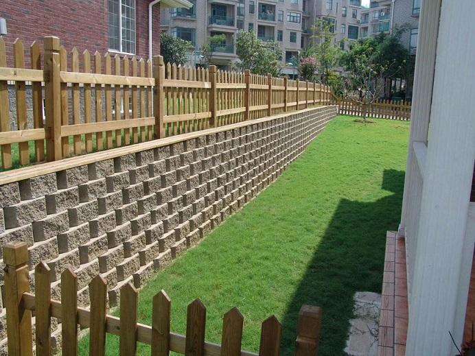 阶梯式挡土墙_自嵌式挡土墙_装配式挡土墙_加筋土挡土墙