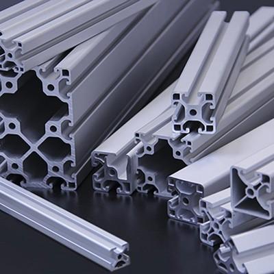工业围栏_工业铝型材_安全围栏_机械围栏_防护围栏框架铝型材