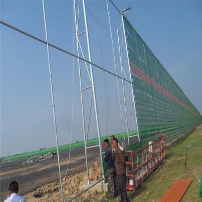 防风抑尘网的防风原理