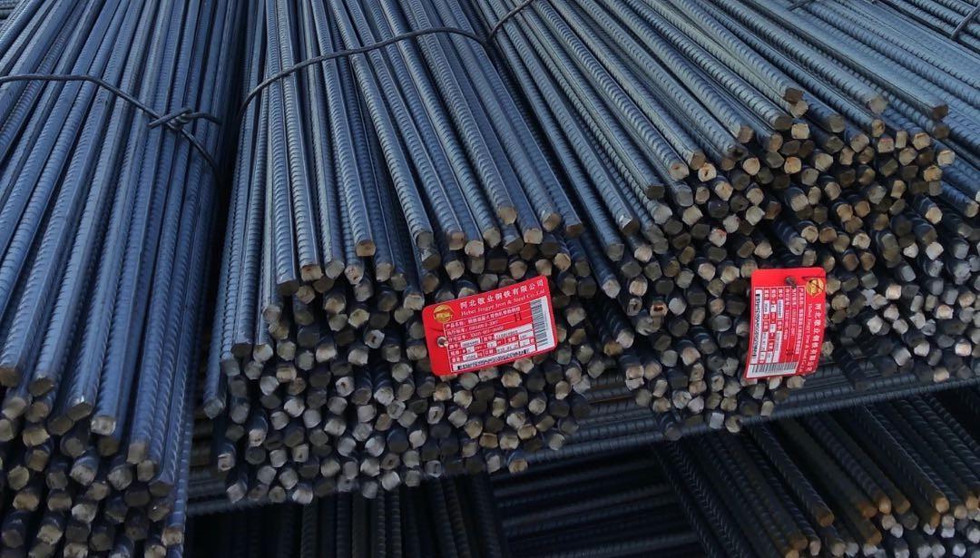 敬业钢厂供应各种规格钢材产品
