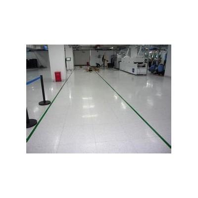 惠州马安工业区计算机机房防静电地坪工程施工质量可靠