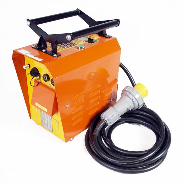 PSP钢塑复合管电磁熔塑焊机-PSP钢塑管电磁感应焊接机