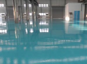 惠州厂房车间环氧砂浆滚涂地坪施工团队包工包料质保2年