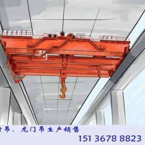 云南曲靖双梁行吊厂家10吨起重机类型