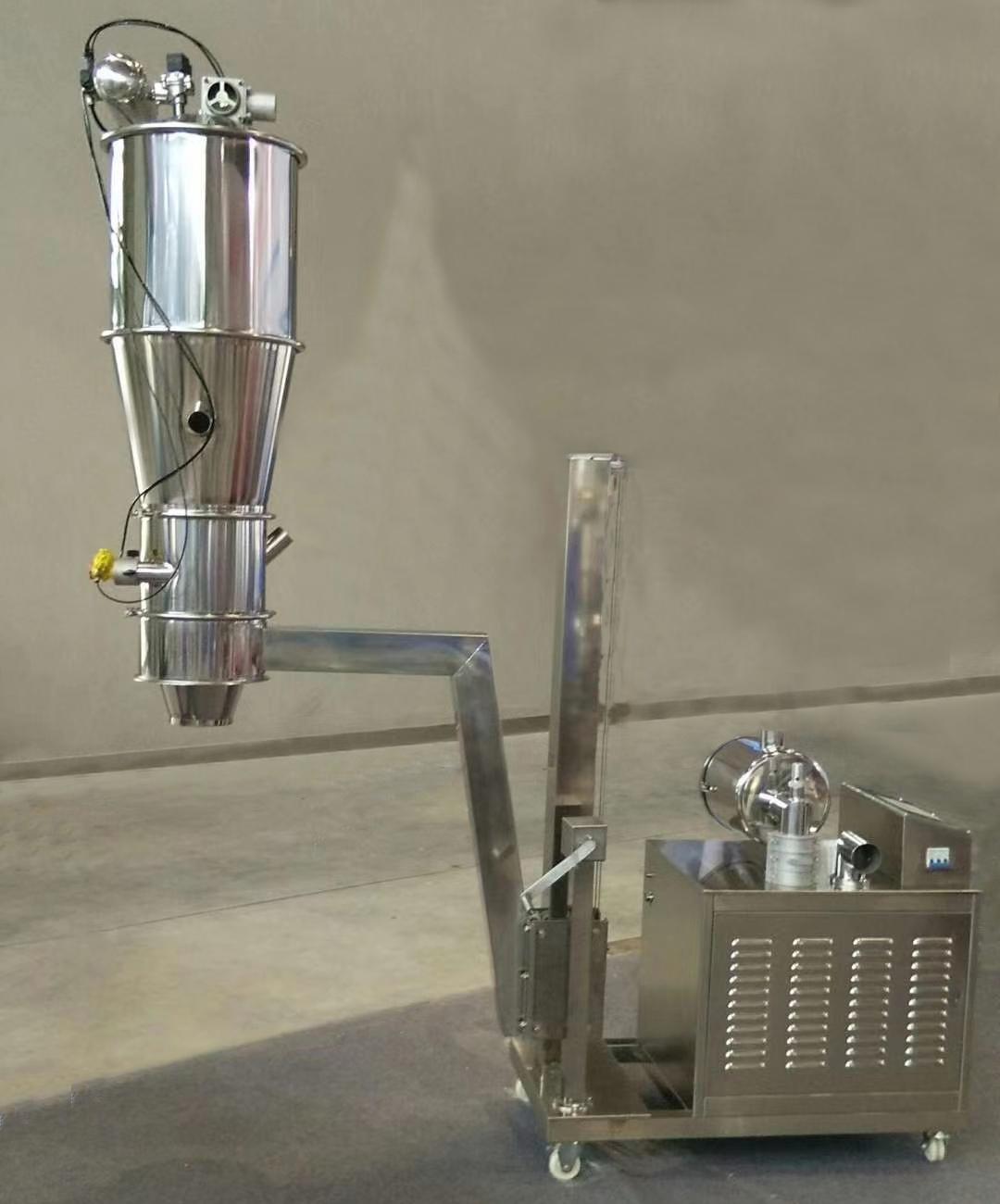 真空粉末上料机颗粒粉料吸料机移动式上料全自动输送