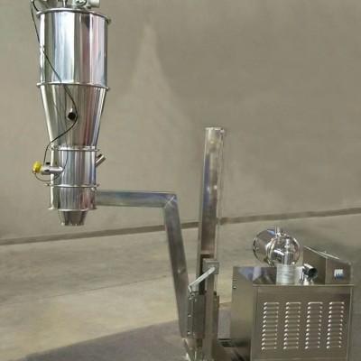 全自动无尘真空粉末上料机 食品化工颗粒粉体粉料电动吸料机