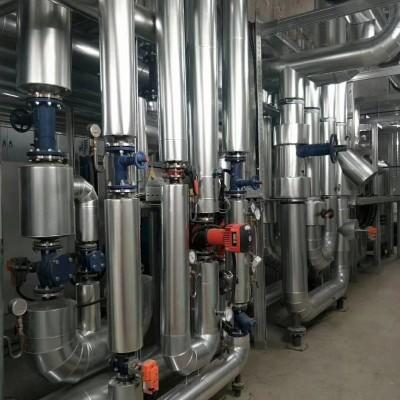 唐山设备管道保温施工队玻璃棉管镀锌铁皮保温防腐公司