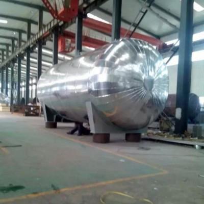 专业岩棉板铁皮保温施工队承包锅炉本体外保温工程