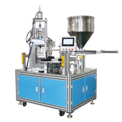 KSD-自动化设备防毒面罩碳粉灌装机焊接机