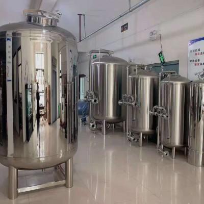迁安市鸿谦水处理无菌水箱 不锈钢无菌水箱支持定制