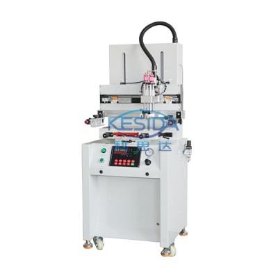 KSD-气动式小型平面丝印机半自动专业印刷