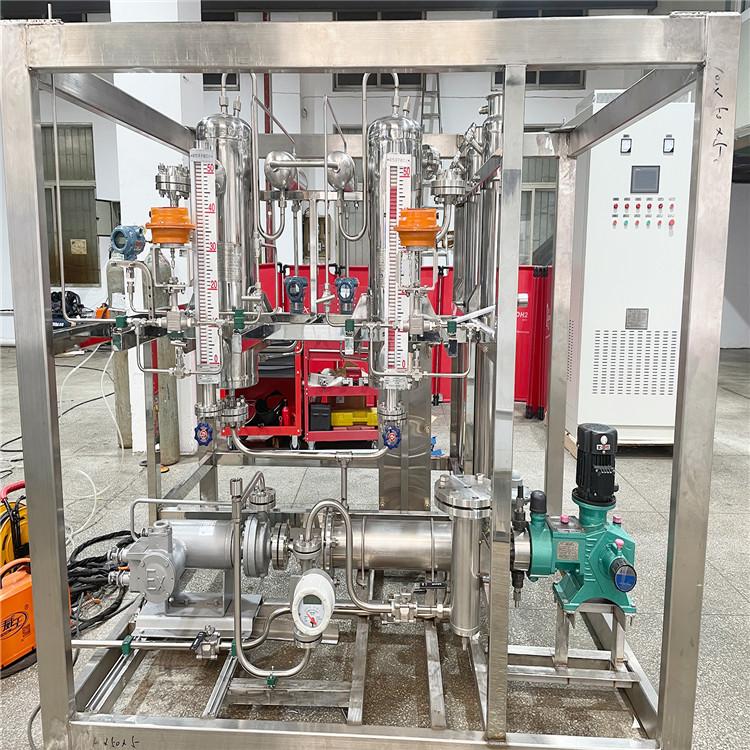 水煤气电解制氢机 碱性氢发生器电解槽