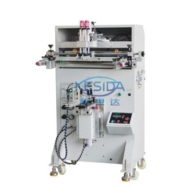 KSD-半自动圆面丝印机曲面丝印可定制非标