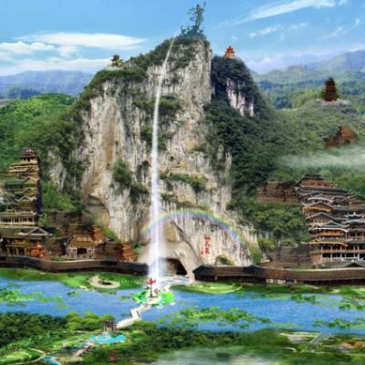 北京亮典旅游 重庆主题乐园策划 重庆特色小镇规划设计