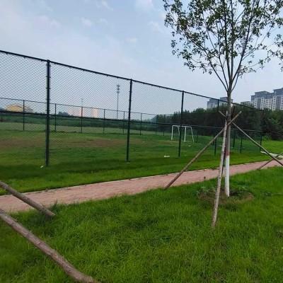 渭南市勾花围网 球场隔离网 足球场防护网