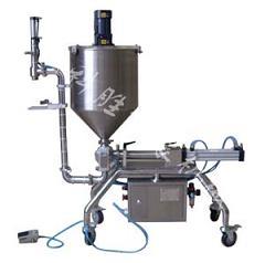 衡水科胜大颗粒酱灌装机|驴肉鲜酱灌装机|河北灌装机