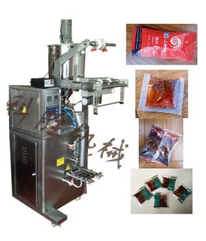 衡水科胜烤肉酱/蒜蓉酱包装机|火锅底料包装机|河北包装机