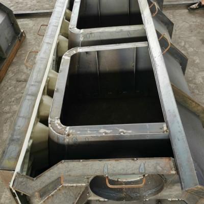 堤坝护坡砌块模具适用范围,箱型砌块挡墙模具生产厂家