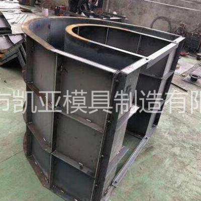 安徽 u型水泥槽的模具 u型水泥排水槽模具 排水槽模具厂家