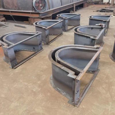 水沟u型槽模具 u型排水渠模具-厂家现货