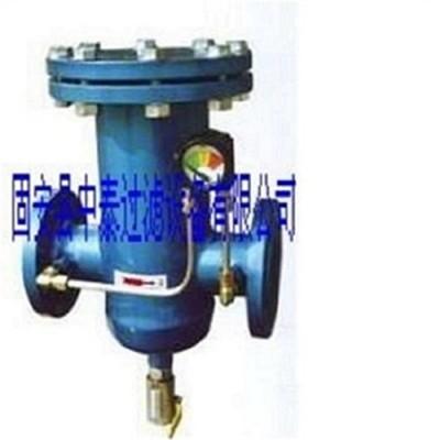 煤气发电行业煤气过滤器
