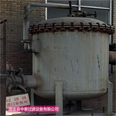 工业窑炉煤气过滤器