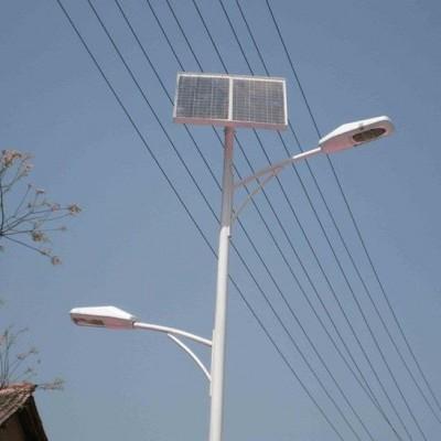 路灯厂家LED太阳能发电路灯小区照明路灯