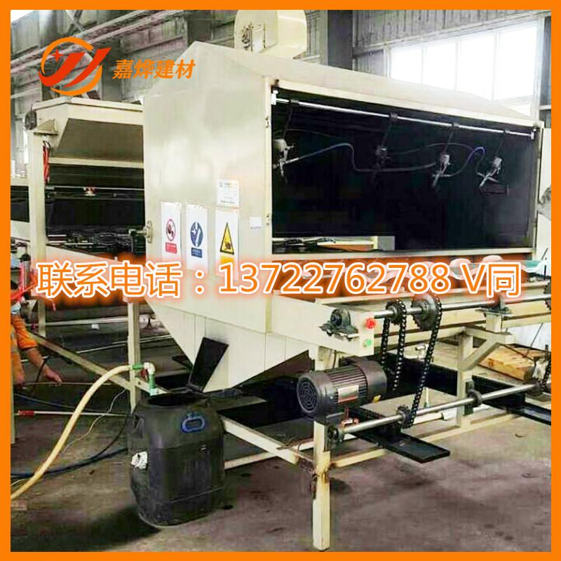 彩石金属瓦生产设备的工序介绍  彩石金属瓦设备 彩砂瓦机器